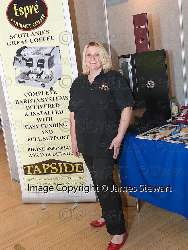 Falkirk Business Exhibition 2011<br /> Tapside