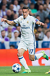 Lucas Vazquez of Real Madrid in action during their 2016-17 UEFA Champions League Semifinals 1st leg match between Real Madrid and Atletico de Madrid at the Estadio Santiago Bernabeu on 02 May 2017 in Madrid, Spain. Photo by Diego Gonzalez Souto / Power Sport Images