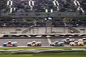 #52: Stewart Friesen, Halmar Friesen Racing, Toyota Tundra Halmar International, #4: Raphael Lessard, Kyle Busch Motorsports, Toyota Tundra JBL