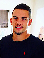 """Pictured: Police handout picture of Jake Whelan<br /> Re: South Wales Police is continuing to appeal for information of the whereabouts of a man wanted in connection with the murder of Cardiff man Lynford Brewster.<br /> Mr Brewster, 29, died of stab wounds on Sunday, June 12 following an incident at around 7pm in Brynfedw, Llanedeyrn.<br /> Detectives would like to speak with Jake Whelan, 23, in connection with the incident and are appealing to him directly, or anyone who knows him, to make contact.<br /> An appeal was broadcast on the BBC Crimewatch Roadshow programme earlier today.<br /> Senior Investigating Officer, Detective Chief Inspector Ceri Hughes, said: """"Jake Whelan is from Kidderminster but is known to have links in Cardiff and wider south east Wales. We also believe he may have been in Norwich recently.<br /> """"We understand he works as a personal trainer so might be known to gym users in these areas.<br /> """"We would ask Jake Whelan to contact South Wales Police or his nearest police station."""""""