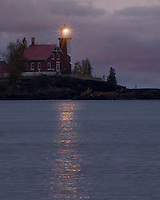 Eagle Harbor Lighthouse