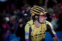 Primoz Roglic (SVK/Jumbo-Visma)<br /> <br /> Stage 18: Valdaora/Olang to Santa Maria di Sala (222km)<br /> 102nd Giro d'Italia 2019<br /> <br /> ©kramon