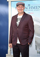 """WEST HOLLYWOOD - SEPT 1: Dan Bakkedahl attends a red carpet event for FX's """"Impeachment: American Crime Story"""" at Pacific Design Center on September 1, 2021 in West Hollywood, California. (Photo by Frank Micelotta/FX/PictureGroup)"""