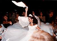 ARCHIVE -Mariage juif<br /> au Quebec<br /> <br /> PHOTO :  Agence Quebec Presse