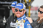 Sprint Cup Series driver Brian Vickers (55) in action during the Nascar Sprint Cup Series Duck Commander 500 race at Texas Motor Speedway in Fort Worth,Texas.