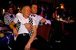 GAY COUPLE, GAYFEST, MANCHESTER, 1999