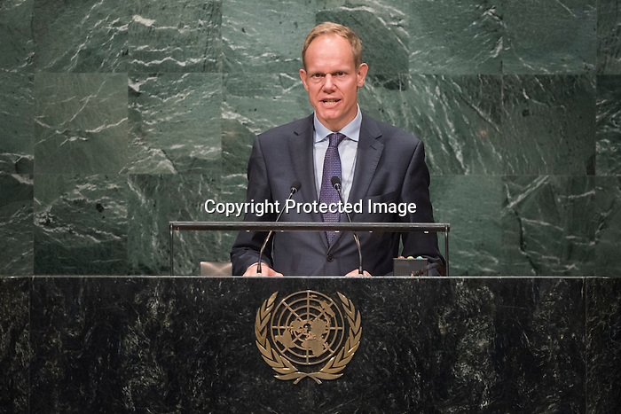 UK<br /> <br /> <br /> General Assembly 70th session 27th plenary meeting<br /> Appointment of the Secretary-General of the United Nations [item 113]<br /> (a) Letter from the President of the Security Council to the President of the General Assembly (A/71/531) <br /> (b) Draft resolution (A/71/L.4 (to be issued))