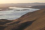 Hanford Reach National Monument, Wahluke Slope, Columbia River, shrub steppe habitat, grassland, Columbia Basin, eastern Washington, Washington State, Pacific Northwest, USA, North America,