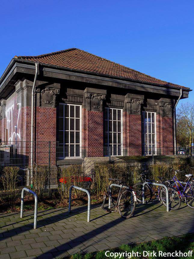 U-Bahnhof Sternschanze, Hamburg, Deutschland, Europa