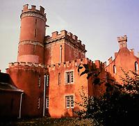 Clytha Castle, Wales, 1790. Architect, John Davenport. Home of William Jones.