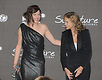 February 20,2009: Milla Jovovich at The Montblanc Signature for Good Charity Gala held at Paramount Studios in Hollywood, California. Credit: RockinExposures