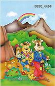 Hans, CUTE ANIMALS, paintings+++++,DTSC4496,#AC# deutsch, illustrations, pinturas