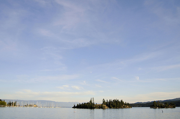 A Perfect Day on Flathead Lake