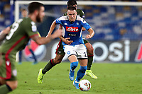 Piotr Zielinski of SSC Napoli <br /> Napoli 25-9-2019 Stadio San Paolo <br /> Football Serie A 2019/2020 <br /> SSC Napoli - Cagliari SC<br /> Photo Cesare Purini / Insidefoto