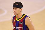 League ACB-ENDESA 2020/2021.Game 15.<br /> FC Barcelona vs Club Joventut Badalona: 88-74.<br /> Kyle Kuric.