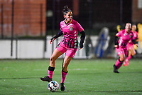 Ylenia Carabott (7 Charleroi) pictured during a female soccer game between Sporting Charleroi and Eendracht Aalst on the 8th  matchday of the 2020 - 2021 season of Belgian Scooore Womens Super League , friday 20 th of November 2020  in Marcinelle , Belgium . PHOTO SPORTPIX.BE | SPP | DAVID CATRY