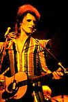 DAVID BOWIE Ziggy Stardust 1973<br /> © Chris Walter