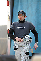 """DAYTONA BEACH, FL - JANUARY 2, 2008: (EXCLUSIVE COVERAGE)  """"Grey's Anatomy"""" Actor / Driver Patrick """"McDreamy,"""" Dempsey in the Pits for the FRESH FROM FLORIDA 200 Koni Challange Series at Daytona International Speedway on January 25, 2008 in Daytona Beach, Florida<br /> <br /> People:  Patrick Dempsey"""