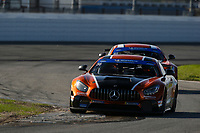 #56 Murillo Racing Mercedes-AMG, GS: Jeff Mosing, Eric Foss