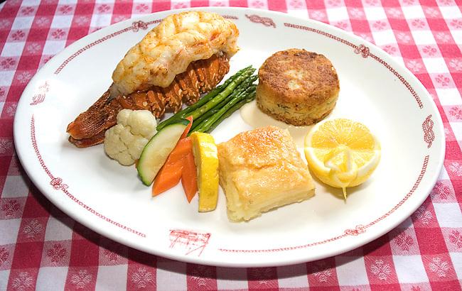 Lobster, Cape Cod Room, Drake Hotel, Chicago, Illinois