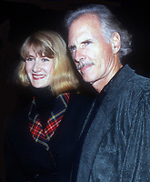 Laura Dern, Bruce Dern, 1990s, Photo By Michael Ferguson/PHOTOlink