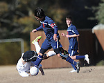 Images from the 2010 St. Paul's Holiday Invitational Soccer Tournament held in Covington, LA.
