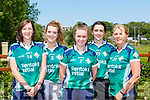 Denise Lyne, Meabh Crowley, Dirdre Lyne Sarah Crowley and Desiree Crowley who ran in the Legion Senior Ladies GAA 250km for the Kerry Hospice Foundation on Saturday