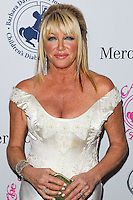 BEVERLY HILLS, CA, USA - OCTOBER 11: Suzanne Somers arrives at the 2014 Carousel Of Hope Ball held at the Beverly Hilton Hotel on October 11, 2014 in Beverly Hills, California, United States. (Photo by Celebrity Monitor)