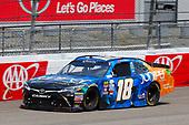 NASCAR Xfinity Series<br /> ToyotaCare 250<br /> Richmond International Raceway, Richmond, VA USA<br /> Saturday 29 April 2017<br /> Daniel Suarez, Juniper Toyota Camry<br /> World Copyright: Russell LaBounty<br /> LAT Images<br /> ref: Digital Image 17RIC1Jrl_3747
