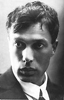 Portrait of the poet Boris Pasternak (1890-1960)<br />