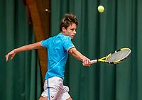 Wateringen, The Netherlands, November 27 2019, De Rhijenhof , NOJK 12 and16 years, Jip Mens (NED)<br /> Photo: www.tennisimages.com/Henk Koster