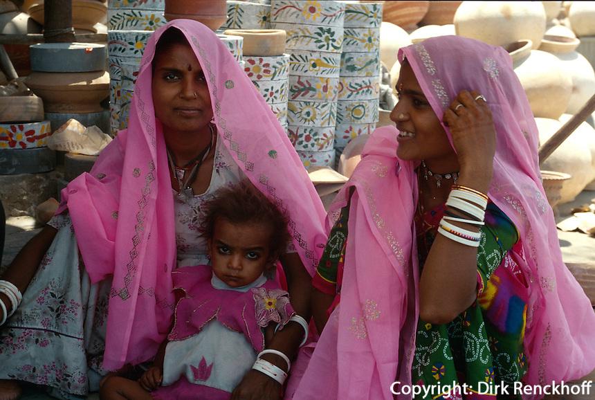 Indien, in Jodhpur (Rajasthan).