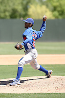 Frank Batista, Chicago Cubs 2010 extended spring training..Photo by:  Bill Mitchell/Four Seam Images.