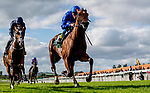 September 16, 2018 : Quorto, ridden by William Buick, wins the Goff's Vincent O'Brien Stakes on Irish Champions Stakes Day at Curragh Racecourse on September 16, 2018 in Curragh, Ireland. Scott Serio/ESW/CSM