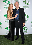 James Cameron & Suzy Amis Cameron  at the 7th Annual Global Green Pre-Oscar Party held at Avalon in Hollywood, California on March 03,2010                                                                   Copyright 2010  DVS / RockinExposures