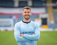 13th November 2020, Dundee, Scotland: Dundee FC new signing goalkeeper Adam Legzdins, signed from English Premiership club Burnley is pictured at the Kilmac Stadium, Dundee