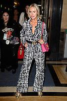 Naomi Isted<br /> front row at the Ashley Isham London Fashion Week SS18 catwalk show, London<br /> <br /> ©Ash Knotek  D3431  14/09/2018
