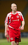 St Johnstone v Brechin....22.03.11  Scottish Cup Quarter Final replay.Gerry McLauchlan.Picture by Graeme Hart..Copyright Perthshire Picture Agency.Tel: 01738 623350  Mobile: 07990 594431