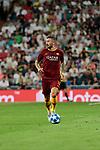 AS Roma's Aleksander Kolarov during Champions League match. September 19, 2018. (ALTERPHOTOS/A. Perez Meca)