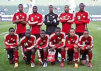 Honduras vs Trinidad & Tobago March 27 2012
