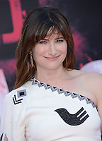 Kathryn Hahn @ the 'Bad Moms' premiere @ the Westwood village theatre.<br /> July 26, 2016