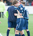 Forfar's Craig Smith at the end of the game.