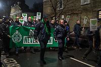 Grenfell Silent Walk 14-1-20