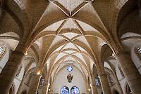 Dominikanische Republik, Kathedrale Catedral Santa Maria menor in Santo Domingo.erbaut 1523-1540, UNESCO-Weltkulturerbe