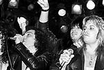 Ronnie James Dio, Rik Fox, Vince Neil