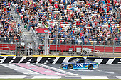 Monster Energy NASCAR Cup Series<br /> Bank of America 500<br /> Charlotte Motor Speedway, Concord, NC<br /> Sunday 8 October 2017<br /> Martin Truex Jr, Furniture Row Racing, Auto-Owners Insurance Toyota Camry<br /> World Copyright: Matthew T. Thacker<br /> LAT Images