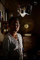 The old Darkroom from the Tun Brothers Studio in Bagan, Myanmar, Burma.