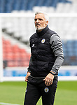 Hibs v St Johnstone…01.05.21  Easter Road. SPFL<br />St Mirren manager Jim Goodwin<br />Picture by Graeme Hart.<br />Copyright Perthshire Picture Agency<br />Tel: 01738 623350  Mobile: 07990 594431