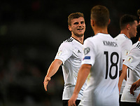 04.09.2017, Football World Championships-Qualifiers, 8. match day, Germany - Norway, in Stuttgart, Mercedes-Benz-Arena. Timo Werner (Germany) . *** Local Caption *** © pixathlon<br /> <br /> +++ NED + SUI out !!! +++<br /> Contact: +49-40-22 63 02 60 , info@pixathlon.de