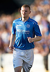 St Johnstone v FC Luzern...24.07.14  Europa League 2nd Round Qualifier<br /> Brian Easton<br /> Picture by Graeme Hart.<br /> Copyright Perthshire Picture Agency<br /> Tel: 01738 623350  Mobile: 07990 594431